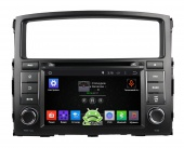 Roximo CarDroid RD-2603 для Mitsubishi Pajero 4 (Android 4.4.4)