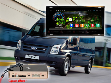 Магнитола Ford Transit, Kuga 1 Redpower 31140 IPS